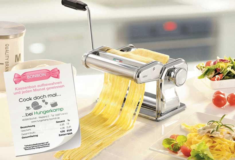 Pasta Perfetta Brillante von Gefu Bonbon Hungerkamp Bocholt